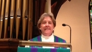 Rev Dr Anne Gavin Ritchie's sermon for Good Friday 2014, The Denial