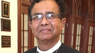 The Rev Bertram Nagarajah's sermon from October 27, 2019